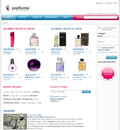 parfumo.de - Screen