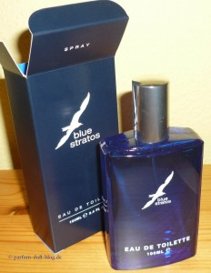 Männerduft - Blue Stratos Eau de Toilette
