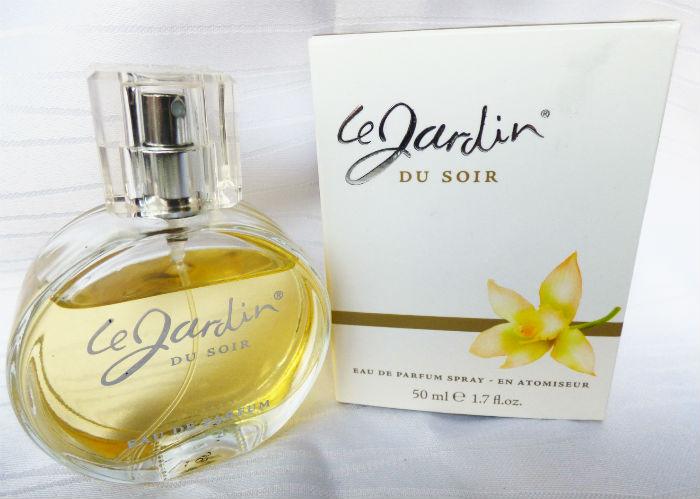 """Le Jardin """"Du Soir"""" - das Flakon und die Verpackung"""
